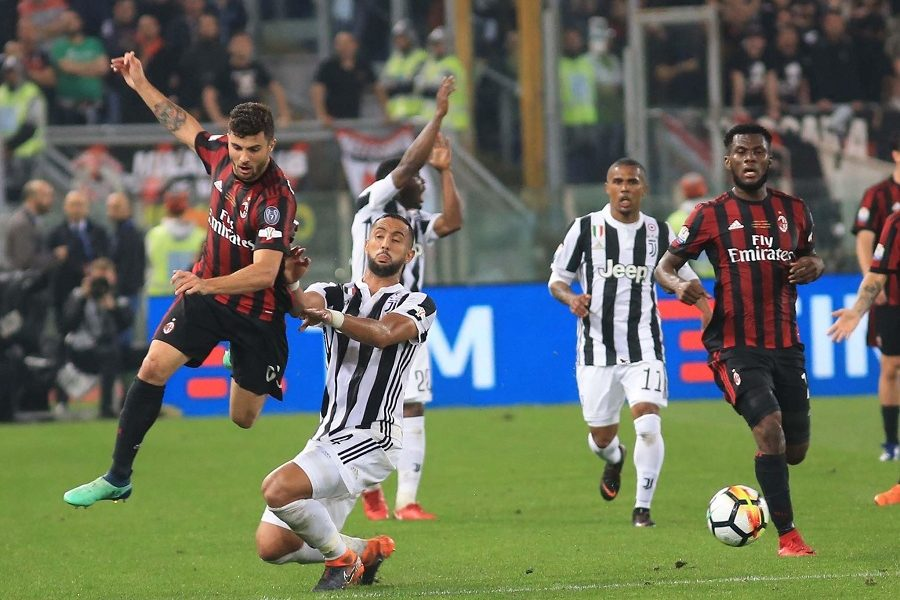 Supercoppa all'estero: stadio chic e milioni